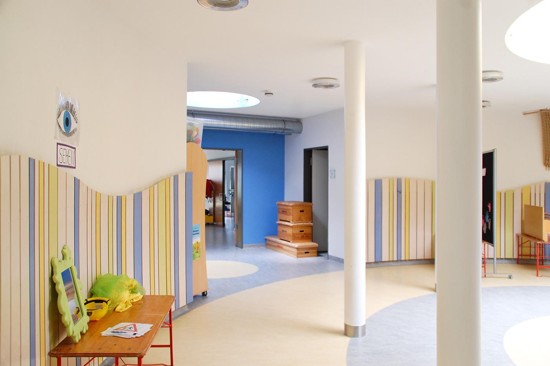 Kindergarten Gestaltung   Innenarchitektur Fischer